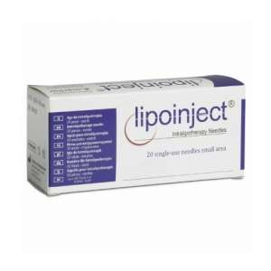 Buy Lipoinject Intralipotherapy Needles (1×20 needles for small area)