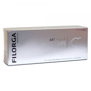 Buy Filorga Art Filler Lips with Lidocaine (2x1ml)